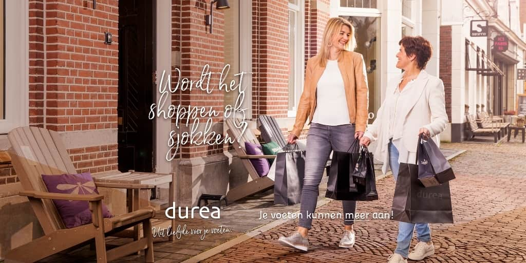 Durea Comfortable Shoes